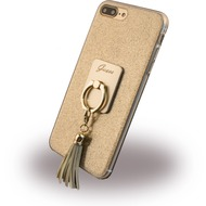Guess Girly - Silikon Cover - Apple iPhone 7 Plus - Gold