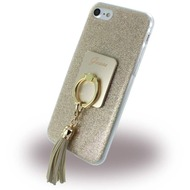 Guess Girly - Silikon Cover - Apple iPhone 7 - Gold