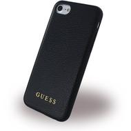 Guess IriDescent - Hardcover - Apple iPhone 6, 6s, 7 - Schwarz