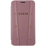 Guess Kaia - Book Cover - Apple iPhone 6.1 XR - Rose Gold