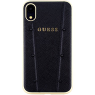 Guess Kaia - Hardcover - Apple iPhone 6.1 XR - Schwarz