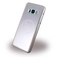 Guess Korry Aluminium Hardcover - Samsung G950F Galaxy S8 - Pink