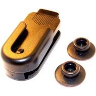 HACO Ersatz-Rotations-Clip mit 2 Klebeknöpfen