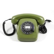 HDK Nostalgietelefon FeTAp 611 (W611), grün