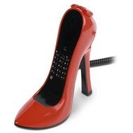 HDK Stiletto Telefon (roter Schuh)