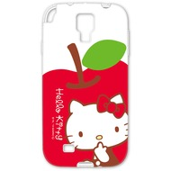 Hello Kitty Character Case Big Apple für Samsung Galaxy S4