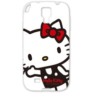 Hello Kitty Character Case Big Kitty für Samsung Galaxy S4