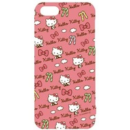Hello Kitty Character Case Candy Cane für iPhone 5
