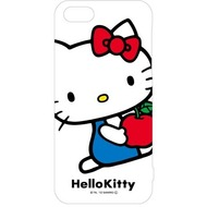 Hello Kitty Character Case Cherry für iPhone 5