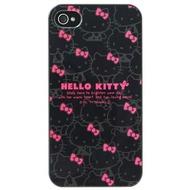 Hello Kitty Character Case Poetic für iPhone 4/ 4S, schwarz