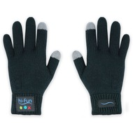 hi-Fun Bluetooth Handschuhe Hi-Call (Man), schwarz