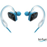 hi-Fun Hi-Sport Bluetooth Headset schwarz/ blau