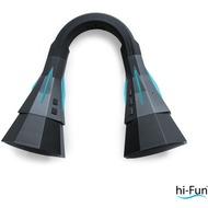 hi-Fun Hi-Tube 2 biegsamer Bluetooth Lautsprecher, schwarz