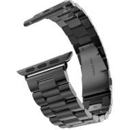HOCO Stainless Steel Armband für Apple Watch 42mm, schwarz