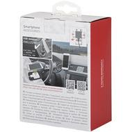 hr-imotion  Smartphonehalter Wireless Charging mit Lüftungsbefestigung - 10W - 23511701