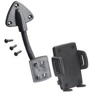 HR Auto-Comfort Smartphone-Halter inkl. Schwanenhals mit Schraubbefestigung