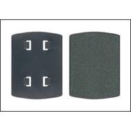 HR Auto-Comfort Selbstklebende Adapterplatte 4-Krallen-Rastersystem