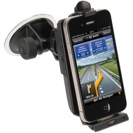 HR Auto-Comfort iGRIP HandsFree Pro für iPhone 3G/ 3G S/ 4/ 4S