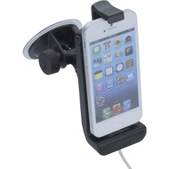 HR Auto-Comfort iGrip iPhone Dock Kit Auto-Halterung mit Saugnapf  Apple iPhone 3G - 5/ 5S/ 5C