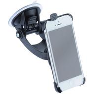 HR Auto-Comfort iGRIP PerfektFit Traveler Kit 4QF inkl. Halter für iPhone 5/ 5S/ SE