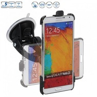 HR Auto-Comfort iGRIP PerfektFit Traveler Kit Auto-Halterung mit Saugnapf für Samsung Galaxy Note 3