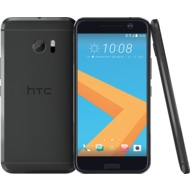 HTC 10, carbon grey