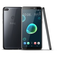 HTC Desire 12 Plus, Cool Black