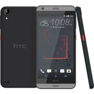 HTC Desire 530, graphite gray