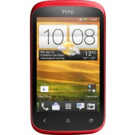 HTC Desire C, Flamenco Red