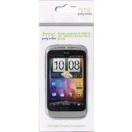 HTC Displayschutzfolie (2 Stück) SP P550 für Wildfire S