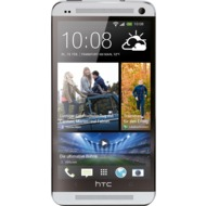 HTC One 32GB, glacial silver