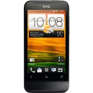 HTC One V, black obsidian