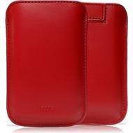 HTC Tasche PO S530, rot für HD mini/ Wildfire/ Smart