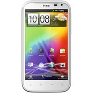 HTC Sensation XL Lite, silver-white