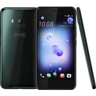 """HTC U11 """"Ocean"""" - Brilliant Black"""