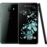 HTC U Ultra - 64 GB - Brilliant Black