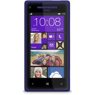 HTC Windows Phone 8X, California Blue