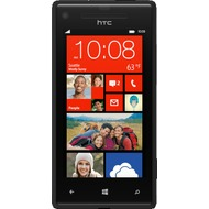 HTC Windows Phone 8X, Graphite Black