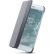 Huawei Flip Cover für P10 - lightgrey