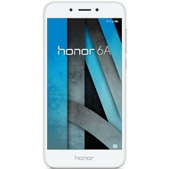 Honor 6A, silver
