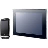 Huawei IDEOS X3 U8510, schwarz + Huwei MediaPad 3G