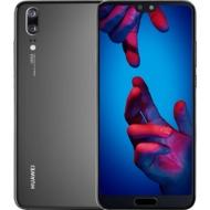 Huawei P20 Dual-Sim, black mit Telekom MagentaMobil S Vertrag