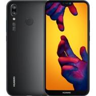 Huawei P20 lite Dual-Sim, midnight black mit Vodafone Vertragsverlängerung Smart L Basic Vertrag
