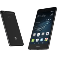 Huawei P9 Lite, Dual-SIM, schwarz mit Telekom MagentaMobil S Vertrag