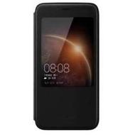 Huawei View Flip Cover für G8, Schwarz