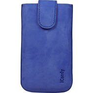 iCandy Fun Leather Bag XL, blue