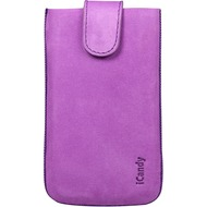iCandy Fun Leather Bag XXL, berry
