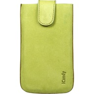 iCandy Fun Leather Bag XXL, green