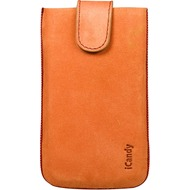 iCandy Fun Leather Bag XXL, orange