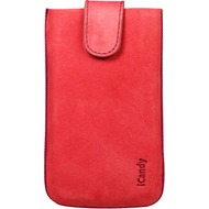 iCandy Fun Leather Bag XXL, red